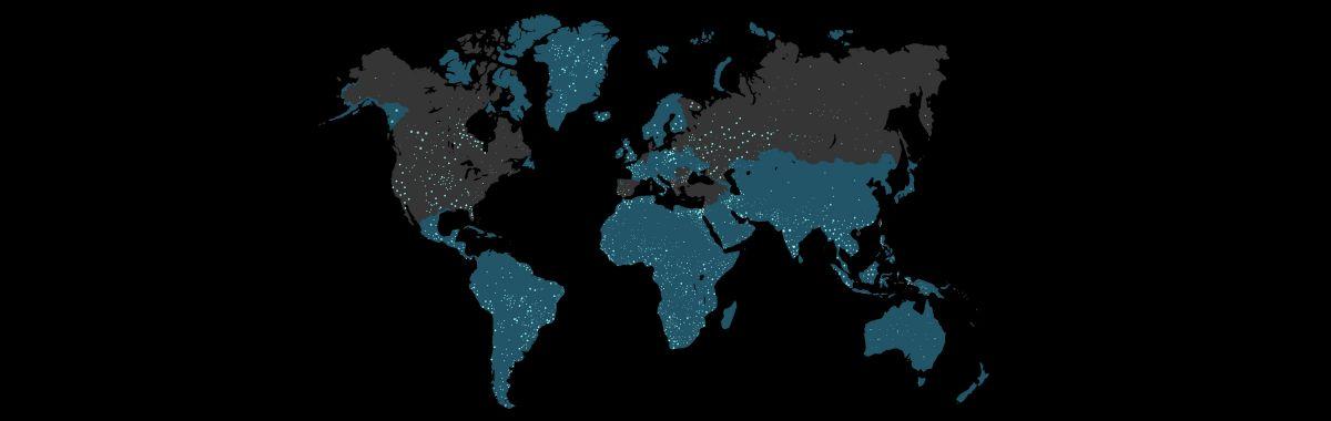 Länderkarte
